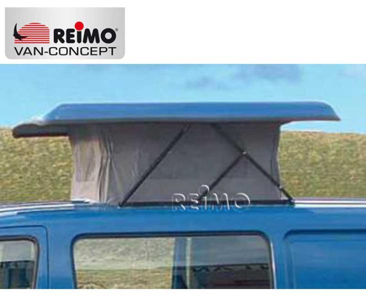 Soufflet de tente toit relevable standard gris