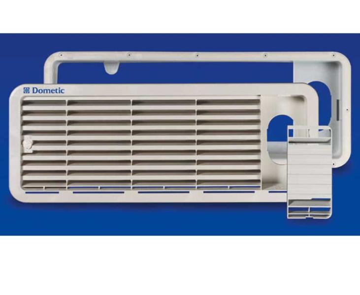 Ventilatieset Dometic LS100 wit