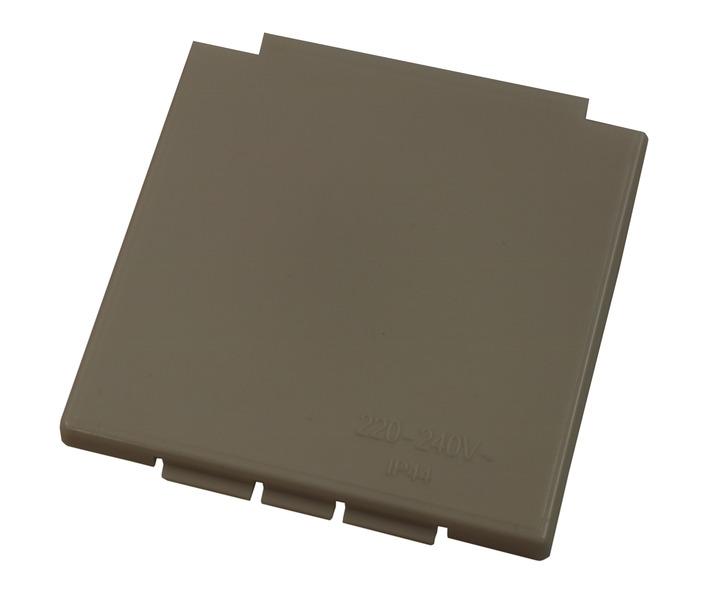 <p>Carbest Ersatzdeckel für CEE-Eingangssteckdose 82149</p>