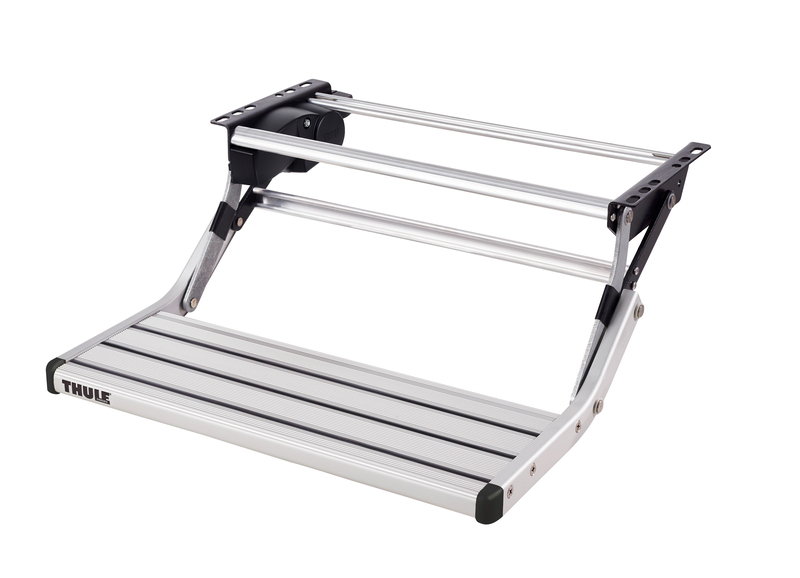 Marche Step V10 12V, 550 Aluminium