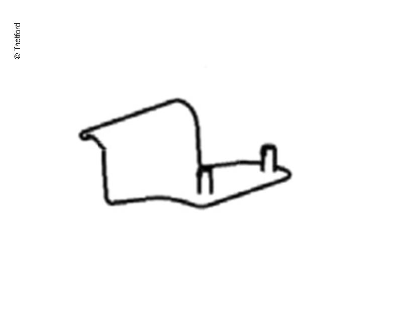 Clip di bloccaggio serbatoio C400/500
