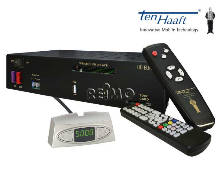 OYSTER 85HDTV SKEW Single-LNB   Automatische SAT-Anlagen