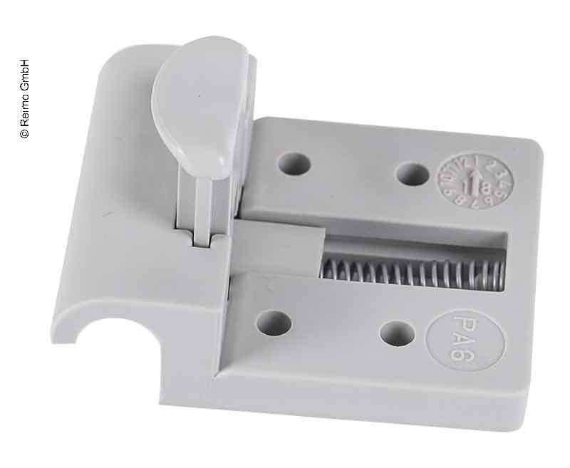 Quick-Clip houder voor tafelglijrail 57056