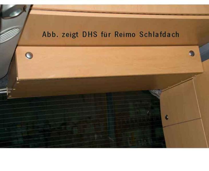 Dachhängeschrank für Schlafdach EasyFit, VW T6/T5 TrioStyle Einrichtung