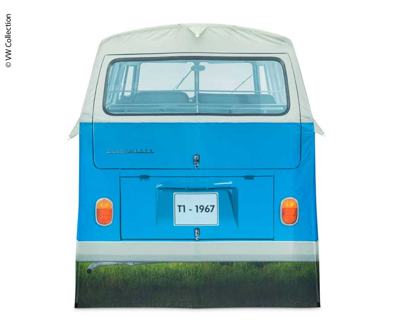Camping telt VW Collection T1 Blå, 4 personer | VW retro