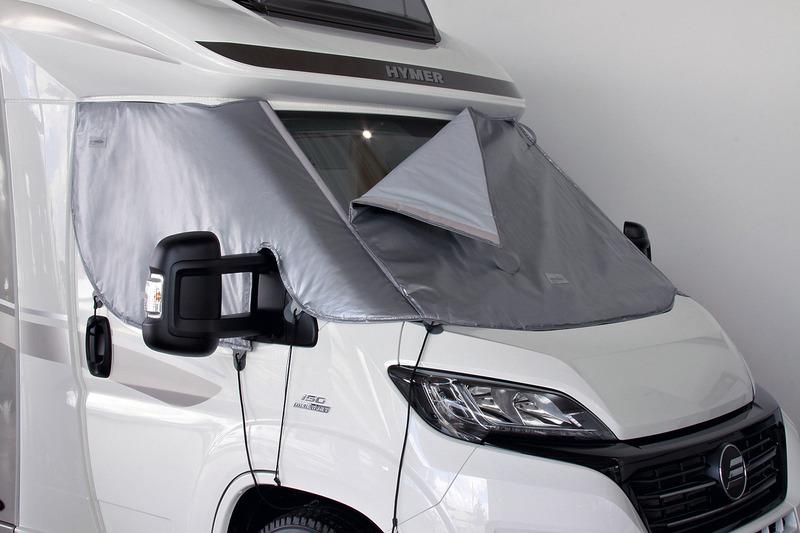 Thermo Scheibenabdeckung XXL Auto Transporter Front Winter /& Sommer