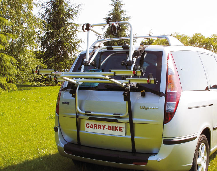Fiamma universal cykelholder Carry Bike rygsæk til 2 hjul