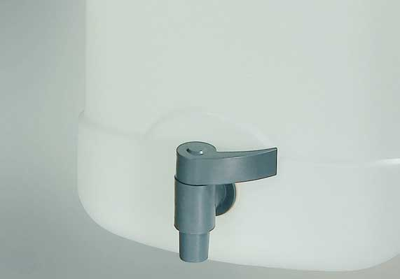 Drain tap - Drain tap for Combi canister