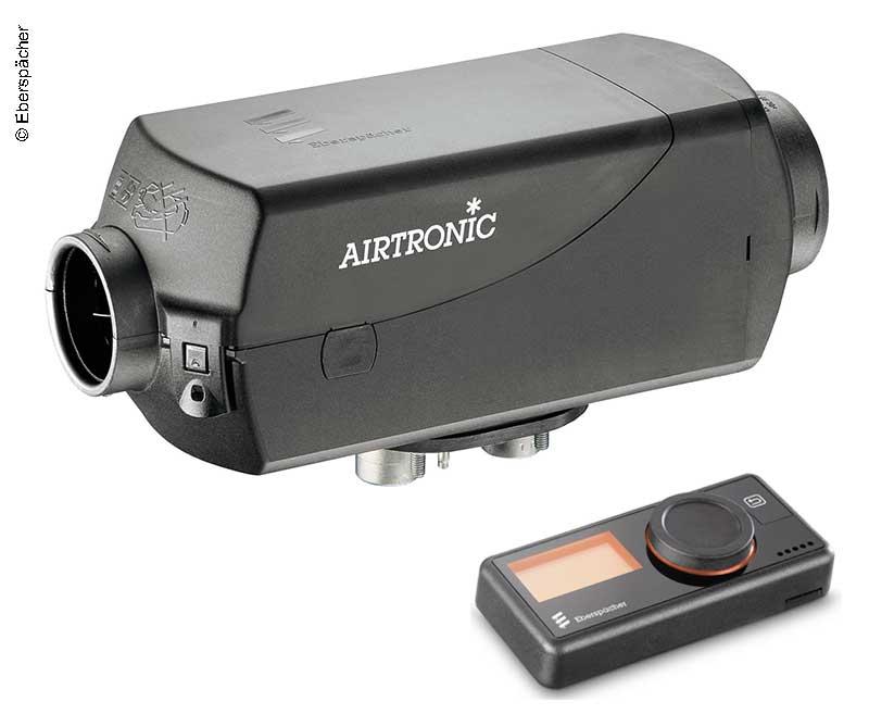 Eberspächer Standheizung Airtronic D2L Camper-Kit inkl. Zubehör & EasyStart pro