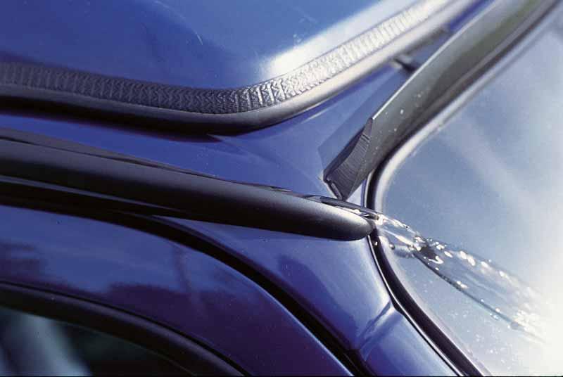 Multirail Regenrinne Zeltbefestigungsschiene für VW T4T5T6