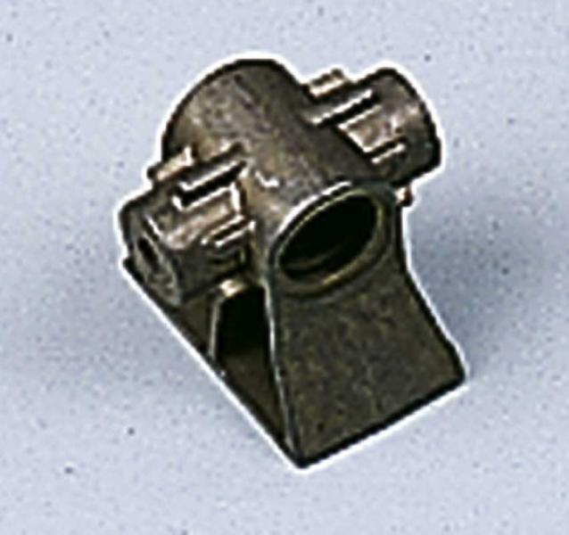 Metal spindel møtrik AL-KO Ø20mm, f. Metal spindel møtrik stabil form