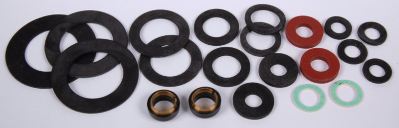 Sealing kit for water fittings