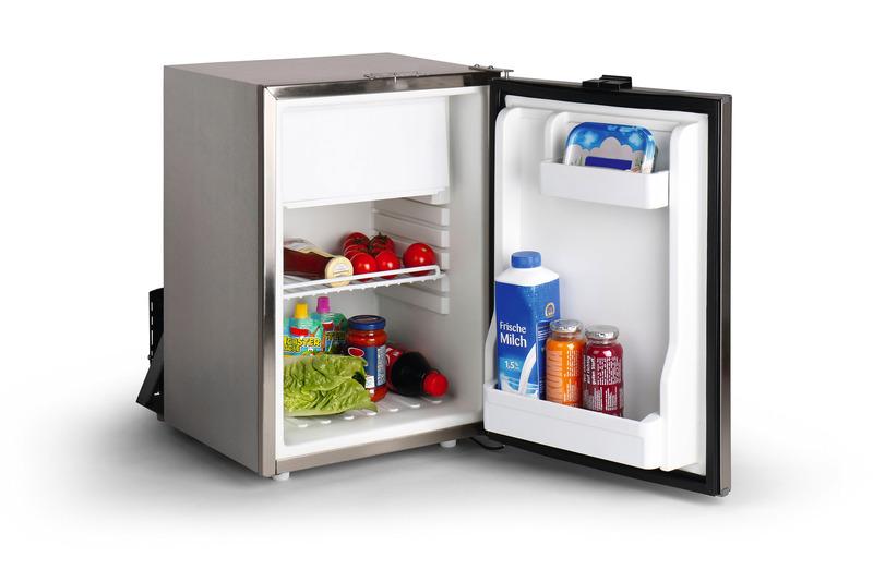 réfrigérateur à compresseur 34l+ 6l compartiment congélateur, 12/24V, 45 Watt