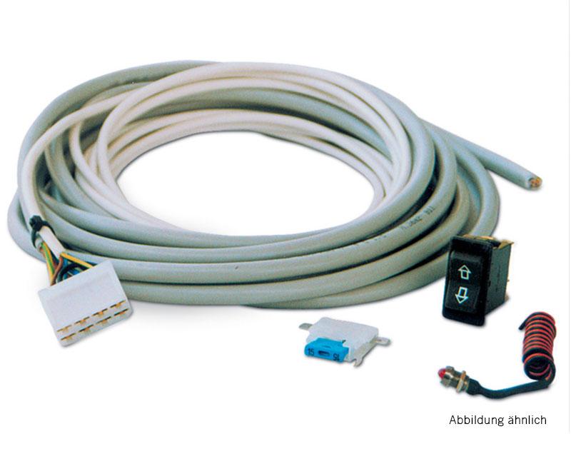 Elektrische Steuerung TFT-Halter