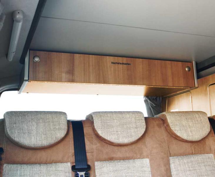 Dachhängeschrank für Reimo-Schlafdach bei VW T6/T5 TravelStyle