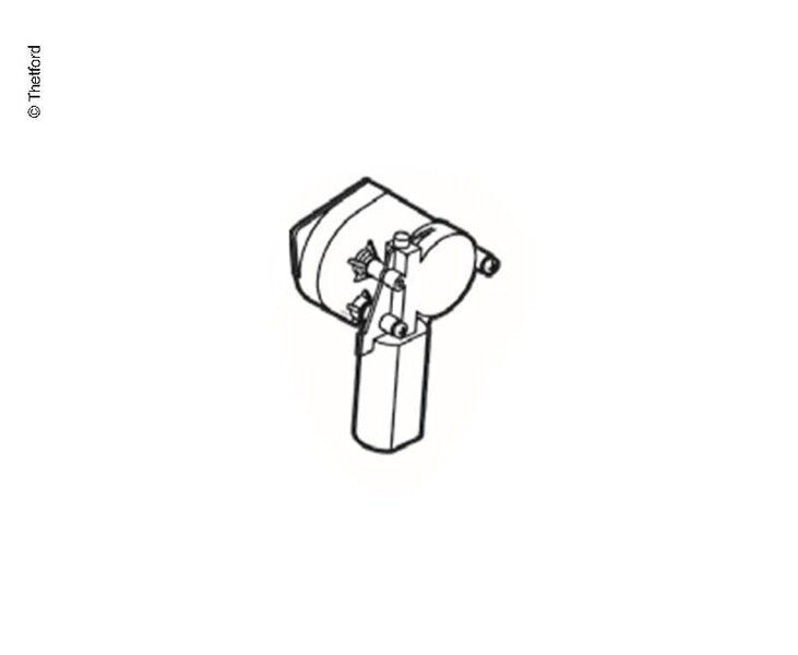 Motor incl. Abdeckkappe