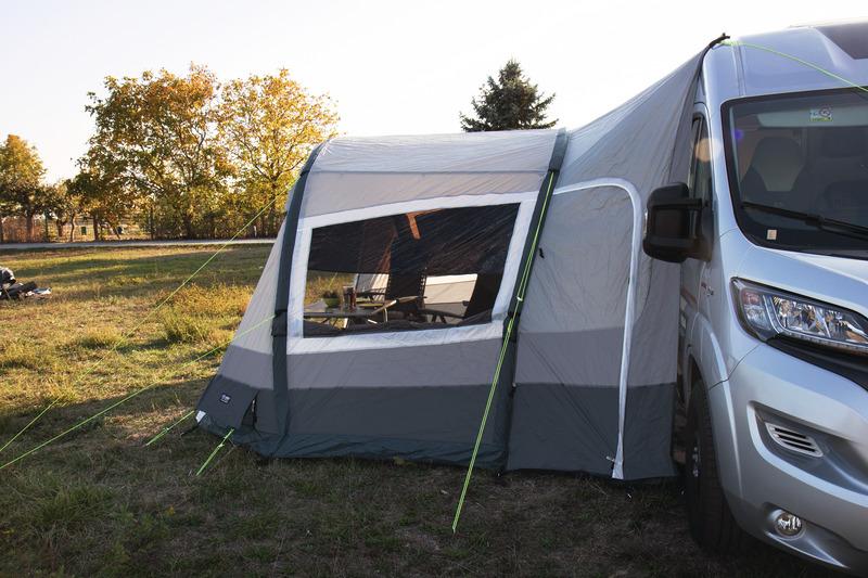 Bus Tent TOUR VAN AIR HIGH AIR, voor grote bestelwagens