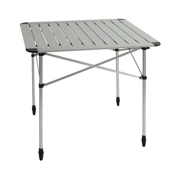 Aluminium Camping Table, Duo Classic, Camp4 Camping Table, 70x70