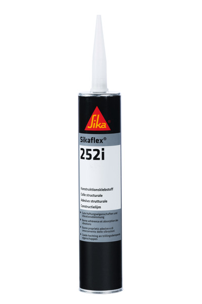 Sikaflex 252 i, special glue, white, 300ml