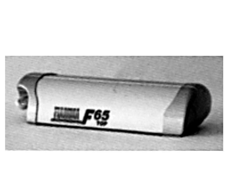Fiamma Minimuster F65 Titanium, 55cm lang