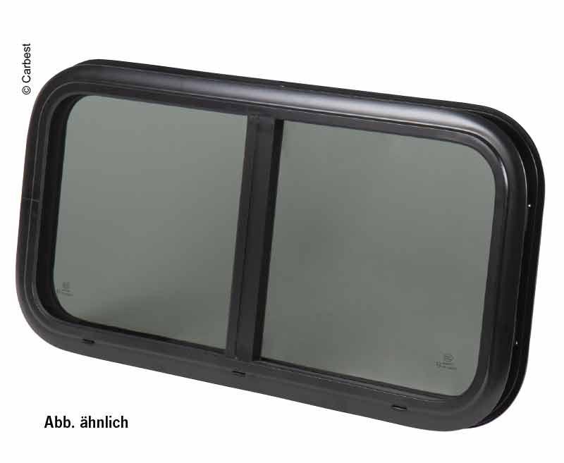 Fenêtre coulissante en verre véritable, 500x350, fenêtre Carbest, RW-Motion