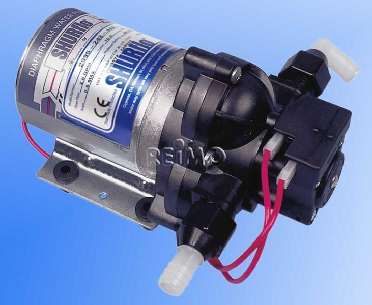 Shurflo Trailking 10 liter/perc
