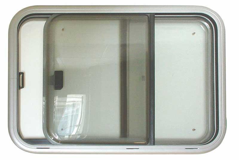 Polyvision Alu Schiebefenster