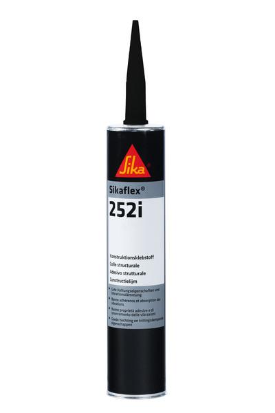 Sikaflex 252i, Spezialkleber, schwarz, 300ml