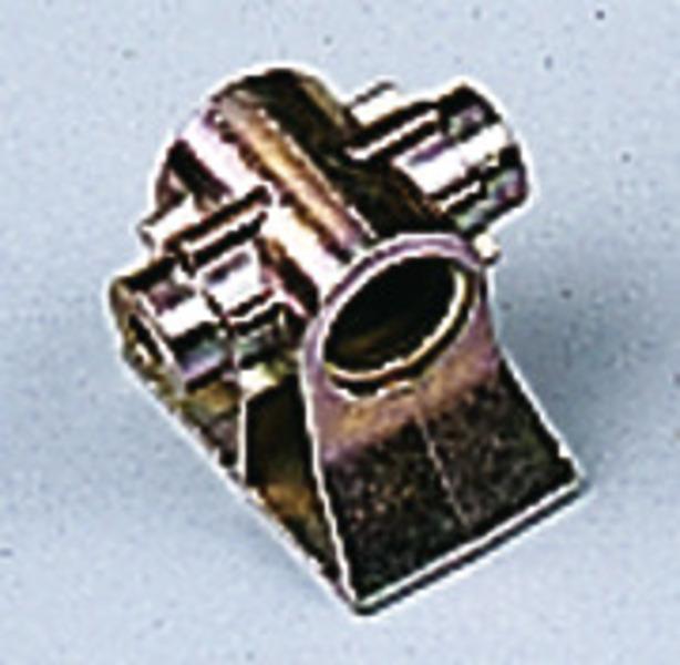 Metal spindel møtrik AL-KO Ø20mm f. Plaststamme møtrik Stabil form