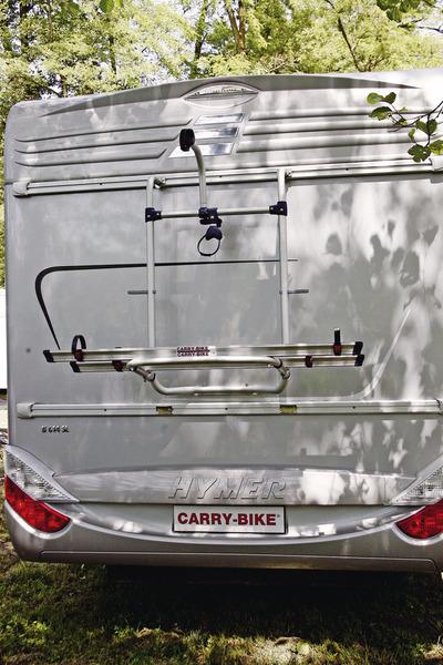 Bæreholder Carry Bike Pro Hymer til 2 hjul