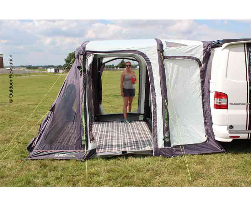 Opblaasbare voortent Outdoor Revolution Movelite 2 Highline