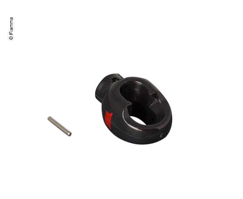 Oko zębate F65S czarne
