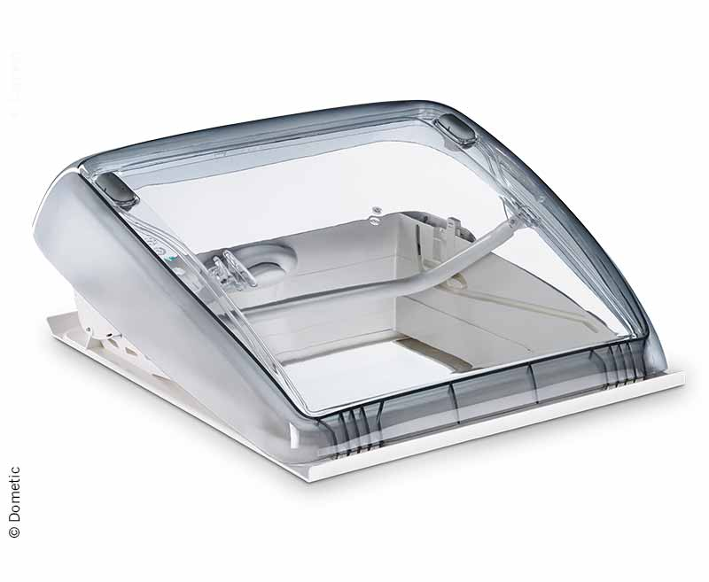 Replacement window Mini-Heki with forced air ventilation