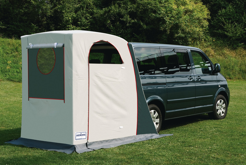Reimo Tent Technology Rear Tent Travel Tent INSTANT Suitable for VW T4 T5 and T6