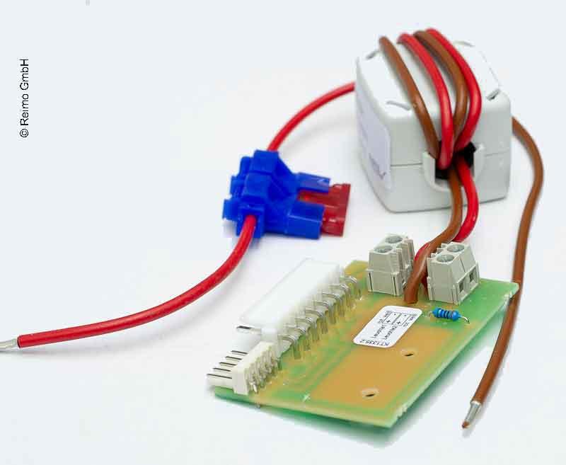 Elektrosteuerung Heki 4