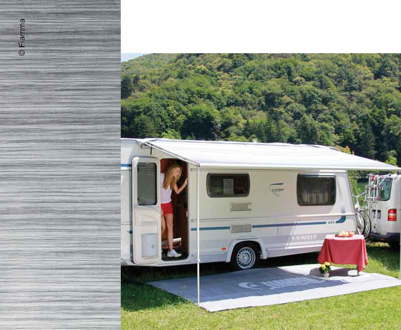 Markkina Caravanstore ZIP 550 XL Royal Grey -levylle