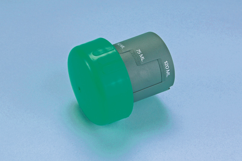 Emptying nozzle cpl.C400