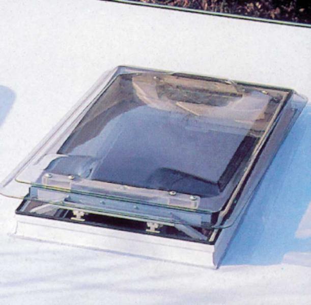 Vervangend glas voor Multi II - Panorama zonnedak