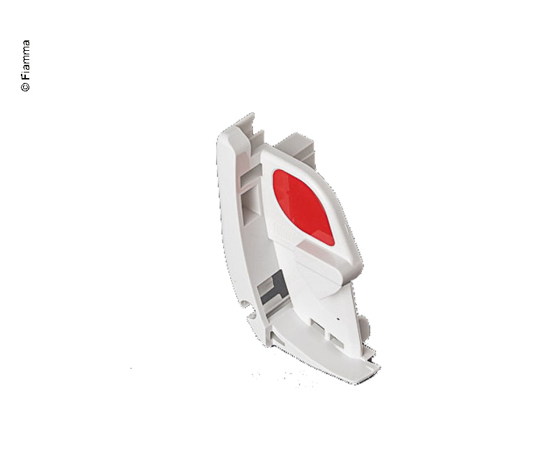 End cap right front panel F45L
