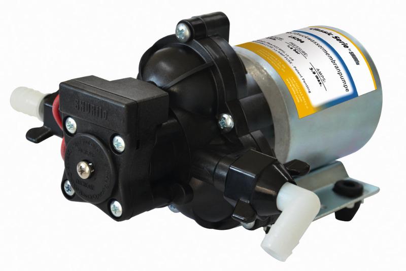 Shurflo Trailking 7 liter/perc