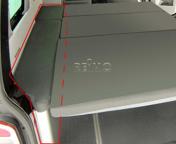 Weekender Staubox Bausatz VW T6/T5 KR Anthrazit