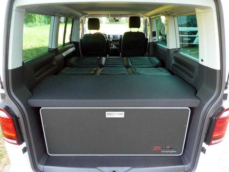Komfortpolster für Campingbox L-CM für Multivan+California B