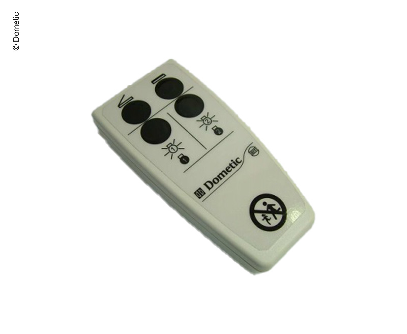 Electric control with remote control Heki 4
