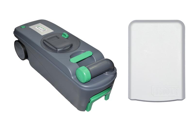 SOG WC-Entlüftungsset Typ D für C 400