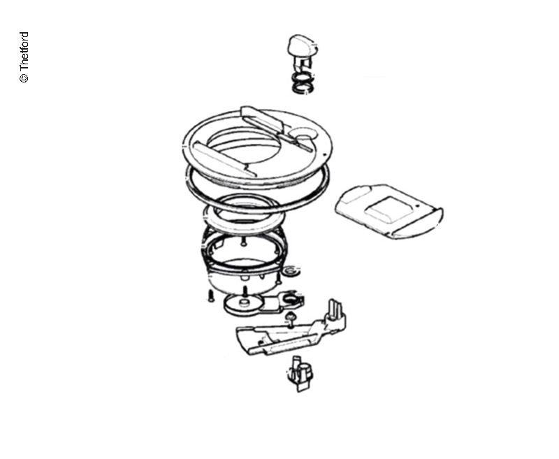 Mechanizmus compl.f.C250