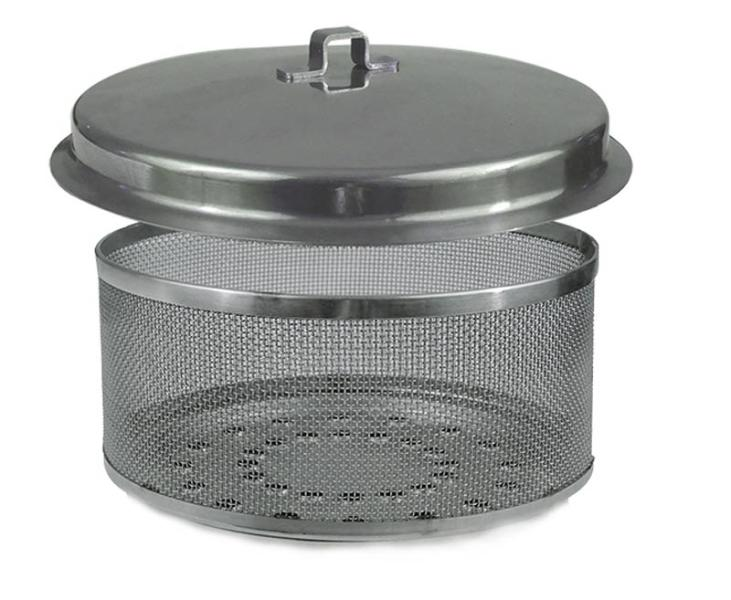 Kohlebehälter Vesuvio