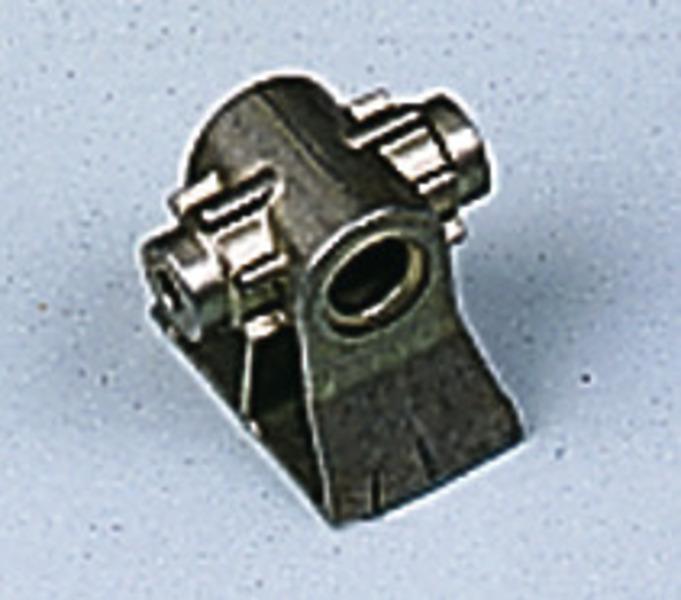 AL-KO metal spindel møtrik Ø16mm, udskiftning