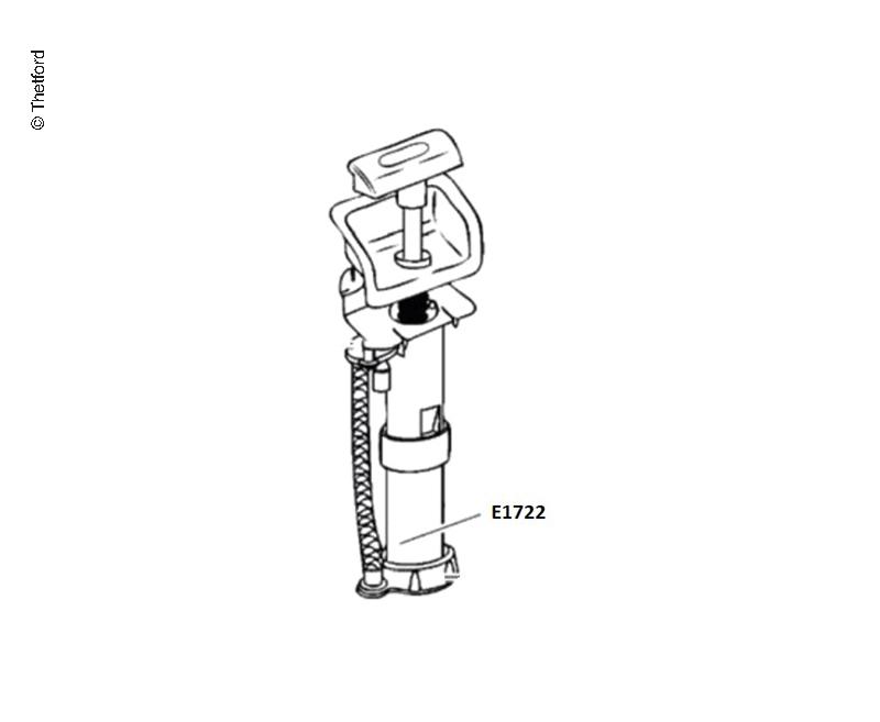Håndpumpe f. C200CW