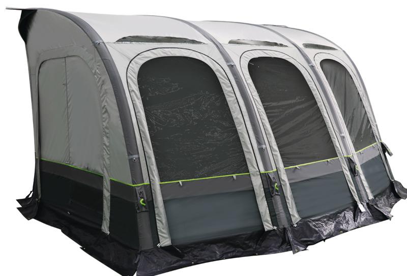 Auvent caravane gonflable MARINA AIR 3.90m - Auvent gonflable caravane - REIMO