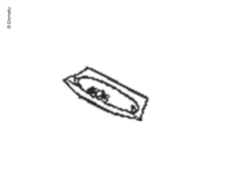Blende E-Antrieb Heki 4